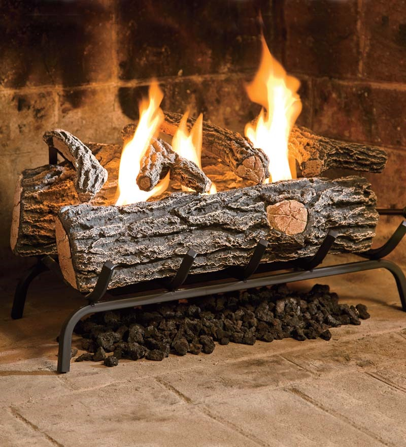 bruleur bio ethanol avec buche. Black Bedroom Furniture Sets. Home Design Ideas
